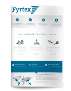 Product guide Fyrtex Nozzle 5