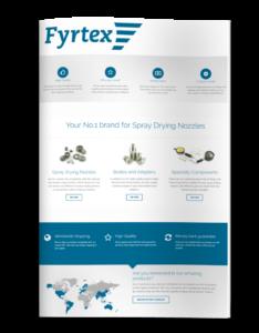 Product guide Fyrtex Nozzle 5