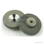 Orifice disc 082-RS (2,08 mm) front and backside